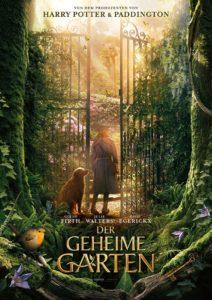 Der geheime Garten News Plakat