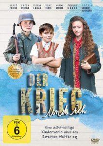 Der Krieg und ich DVD Cover