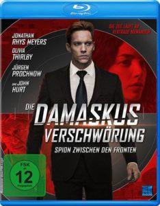Die Damaskus Verschwörung Blu-ray Cover shop kaufen