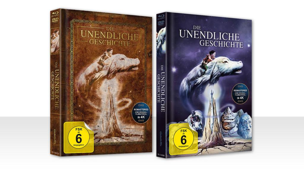 Die unendliche Geschichte 4K remastert Mediabook Shop kaufen Artkelbild