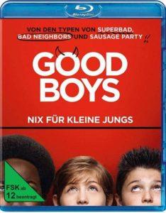 Good Boys Nix für kleine Jungs Blu-ray Cover
