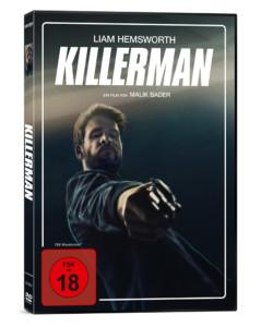 Killerman News DVD Cover