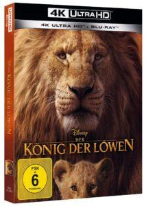 König der Löwen Real UHD Cover