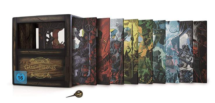 GAME OF THRONES Limited Collector's Edition Artiklebild