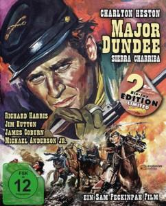 Major Dundee MB Cover