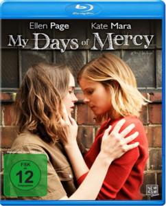 My Days of Mercy Blu-ray Cover