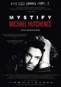 Mystify - Michael Hutchence News Plakat