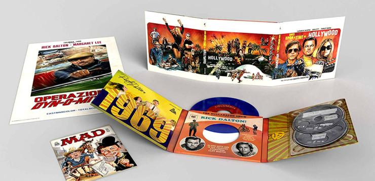 Once upon a time... in hollywood limited Vinyl Collectors Edition Artikelbild