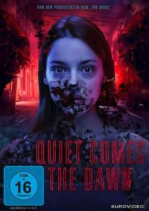 QUIET COMES THE DAWN DVD Cover