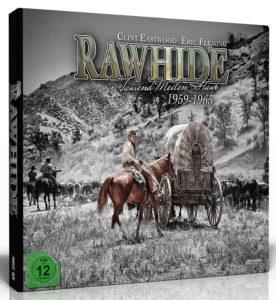 Rawhide Box DVD Cover
