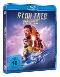 Star Trek Discovery Staffel 2 BD Cover