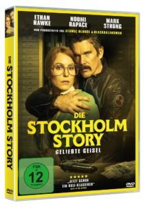 Stockholm Story DVD Cover