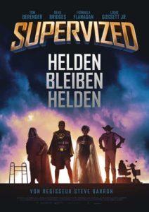 Supervized Helden bleiben Helden Kinostart Plakat