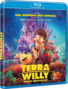 Terra Willy BD Cover