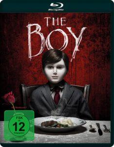 The Boy Neu Review BD Cover