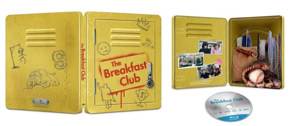 The Breakfast Club Steelbook