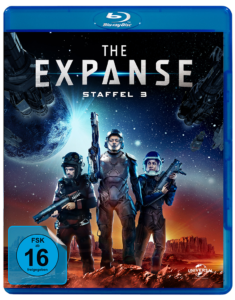 The Expance Staffel 3 BD Cover