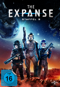 The Expance Staffel 3 DVD Cover