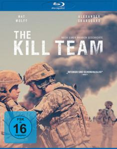 The Kill Team Blu-ray Cover shop kaufen