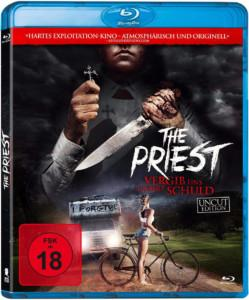 The Priest BD Cover