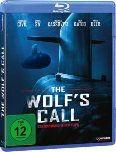 The Wolfs Call BD Cover