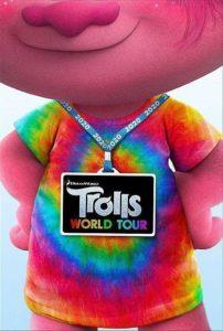 Trolls World Tour News Plakat