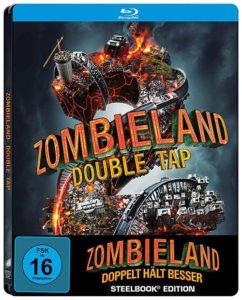 Zombieland 2: Doppelt hält besser limitiertes Steelbook shop kaufen