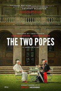 Die zwei Päpste News Plakat