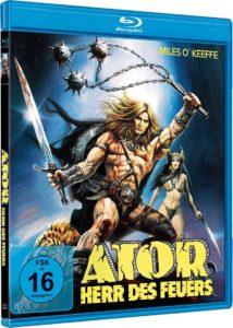 Atos Herr des Feuers BD Cover