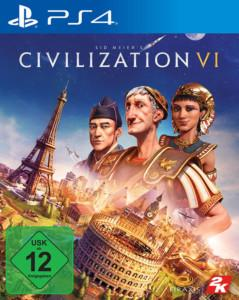 Civilization 6 PS4 Cover