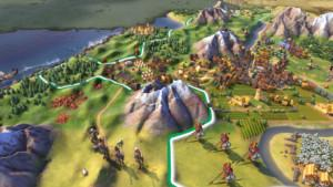 Civilization 6 PS4 Review Szenenbild001