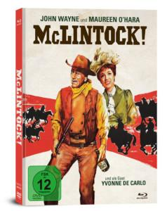 McLintock MB Cover