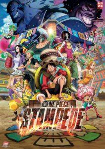 One Piece Stampede News Kino Anime kaufen Shop