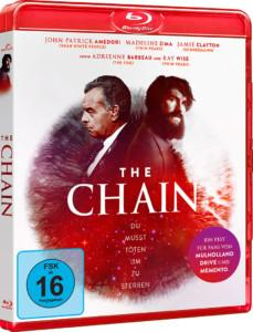 The Chain BD Cover