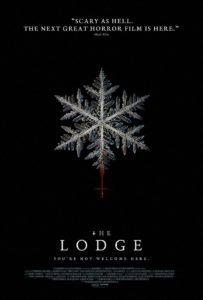 The Lodge News Plakat
