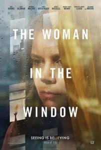 The Woman in the Window Film 2020 Kino Plakat