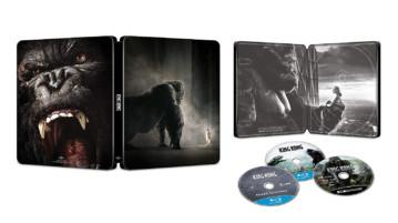 Amazon.it Deal King Kong 4K UHD Steelbook shop kaufen
