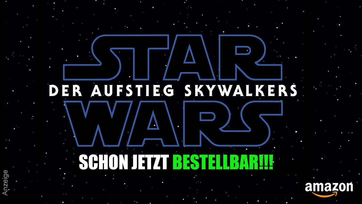 Anzeige Star Wars der Aufstieg des Skywalkers 3D Blu-ray shop kaufen