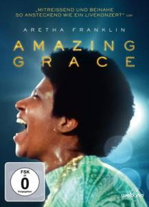 Aretha Franklin - Amazing Grace DVD Cover shop kaufen