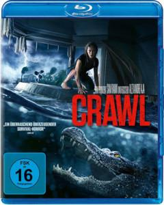 Crawl Blu-ray cover shop kaufen