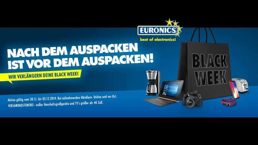 Deal Euronics.de Cyber Monday 2019 Artikelbild