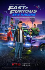 Fast & Furious – Spy Racers: Season 1 2019 Serie Film Shop Netflix kaufen
