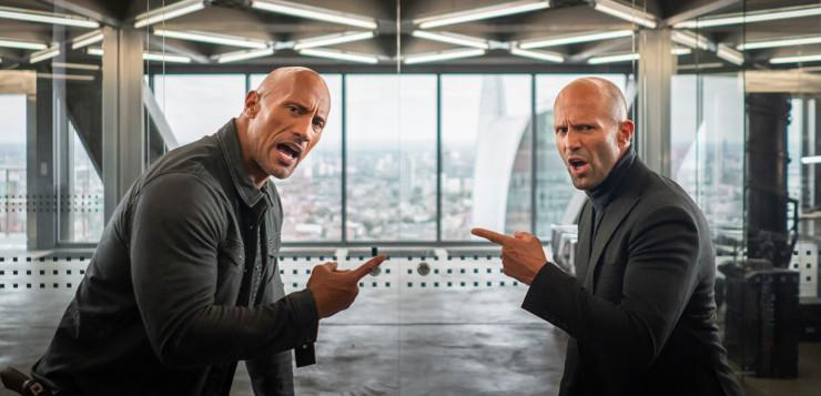 Fast & Furious: Hobbs & Shaw 2019 Film Shop kaufen Blu-ray Review