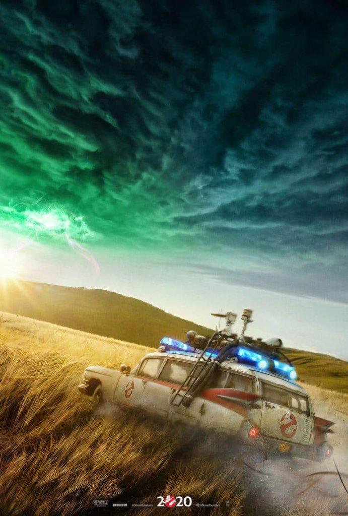 Ghostbusters Afterlife Kino Plakat 2020 Film