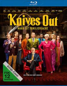 Knives Out - Mord ist Familiensache Blu-ray cover shop kaufen