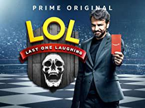 Last One Laughing Staffel 1 prime Cover