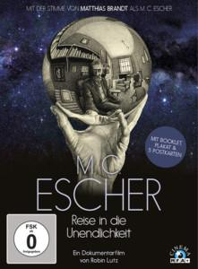 M.C. Escher - Reise in die Unendlichkeit DVD kaufen shop
