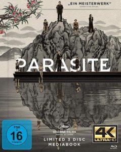 Parasite 4K UHD Mediabook vorbestellen shop kaufen