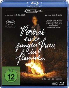 PORTRÄT EINER JUNGEN FRAU IN FLAMMEN Blu-ray shop kaufen film 2019