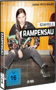 Rampensau Staffel 1 News DVD 2019